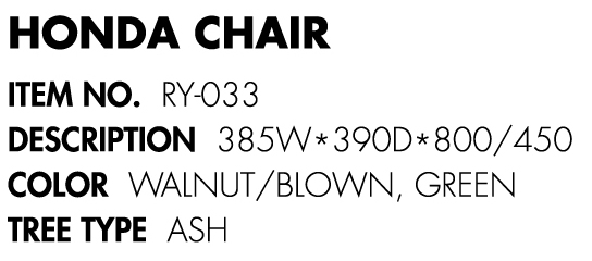 honda chair 15-2